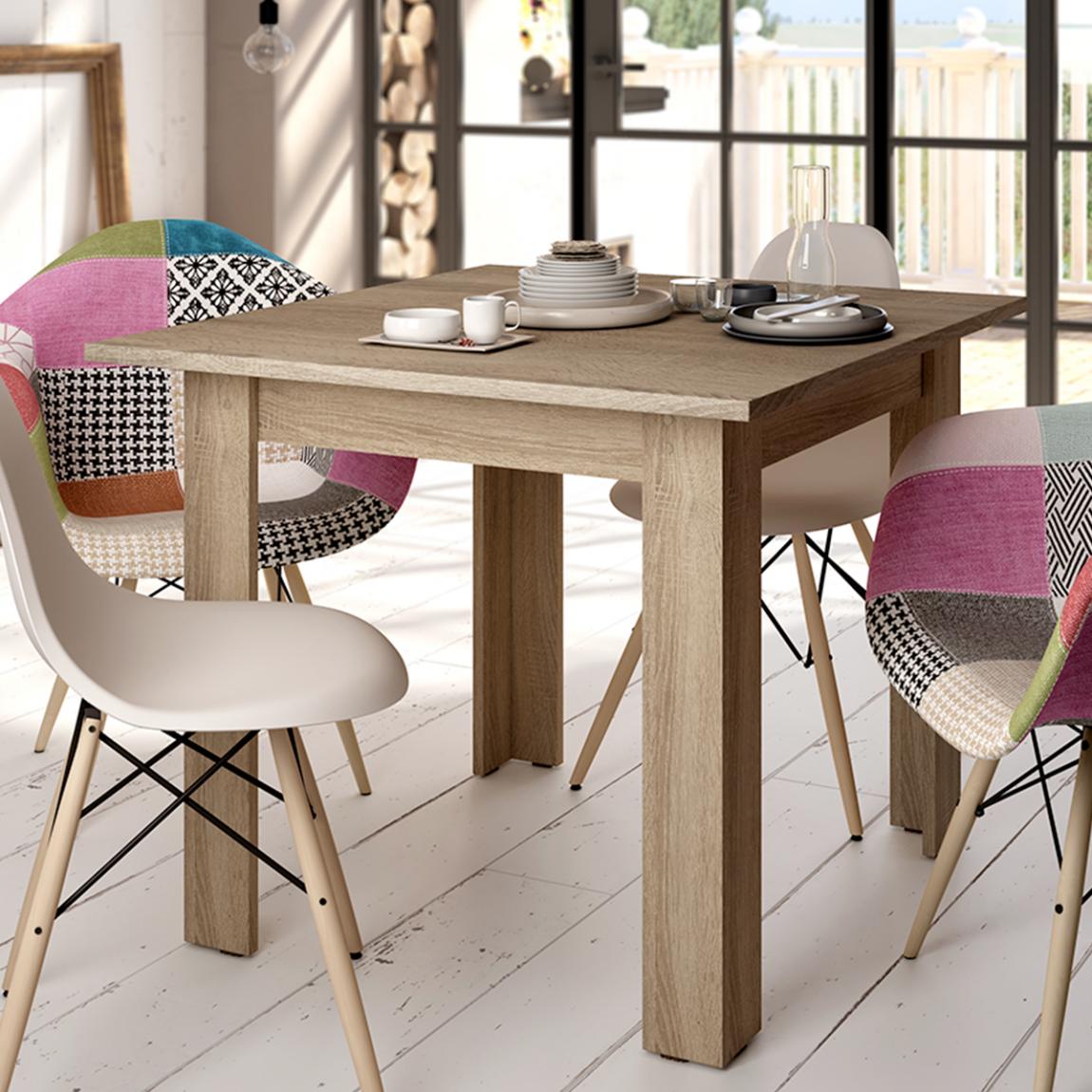MESA DE COMEDOR Nordic Style Mobles Rossi