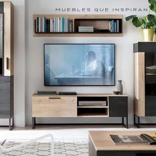 MESA TV 150 NEO BLACK Mobles Rossi