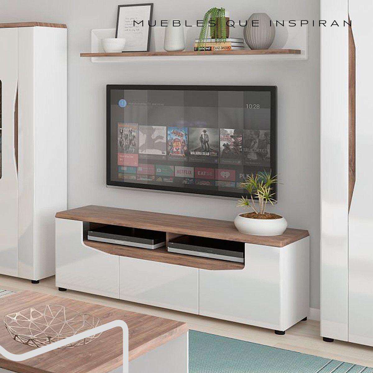 MESA TV ÁUREA Mobles Rossi