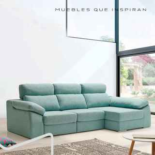 CHAISE LONGUE IDEA Mobles Rossi
