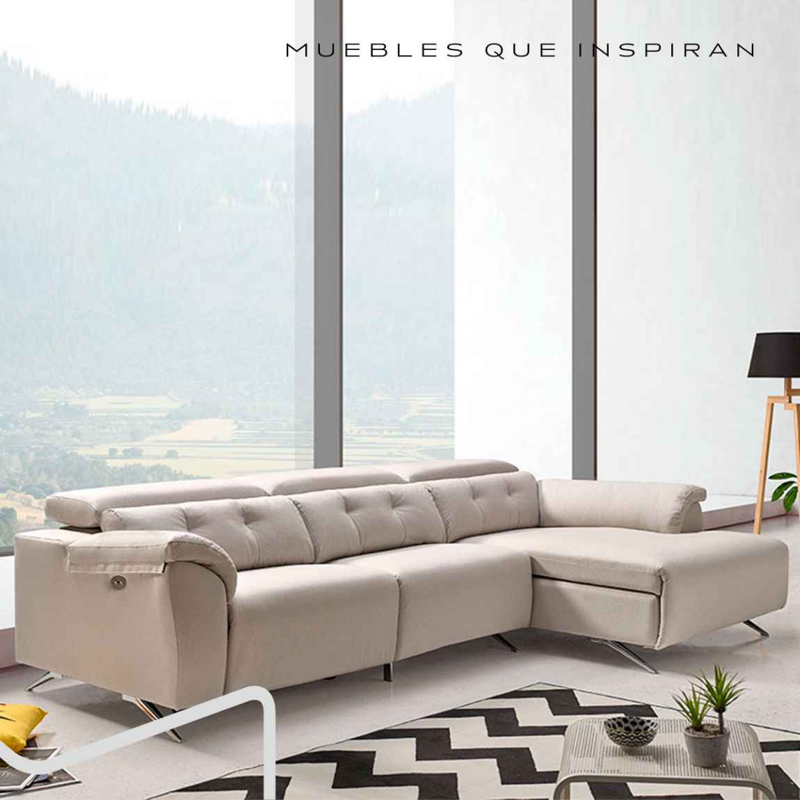 CHAISE LONGUE NEO Mobles Rossi