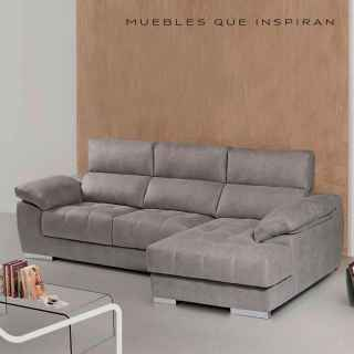 CHAISE LONGUE TIERRA Mobles Rossi