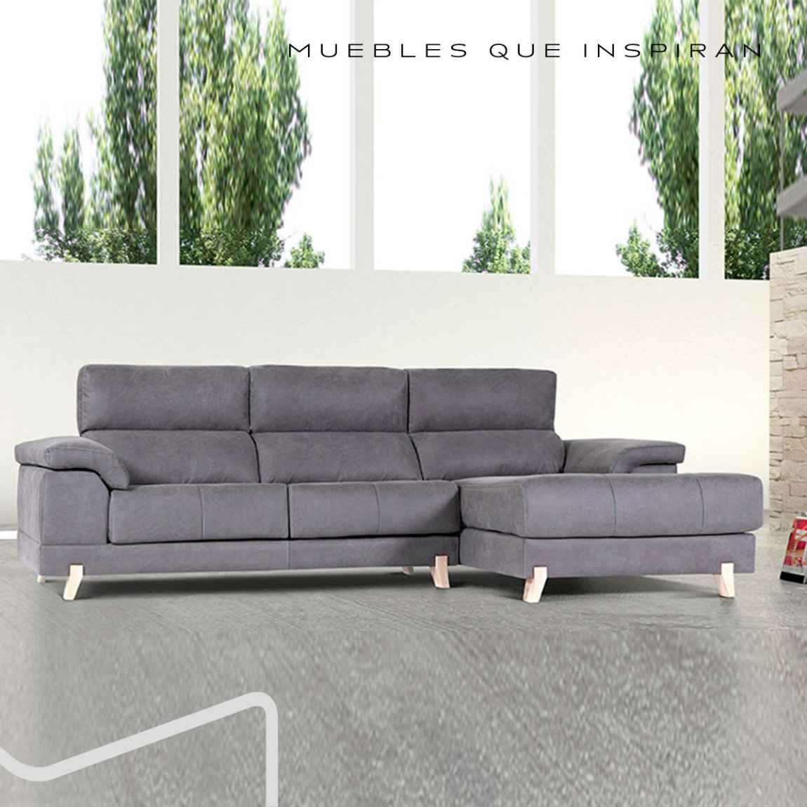 CHAISE LONGUE STYLE Mobles Rossi