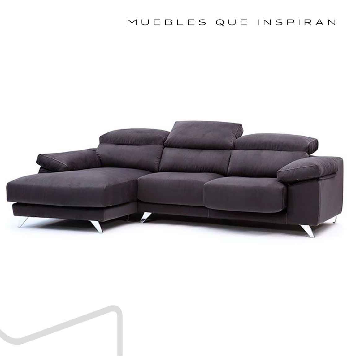 CHAISE LONGUE STONE Mobles Rossi