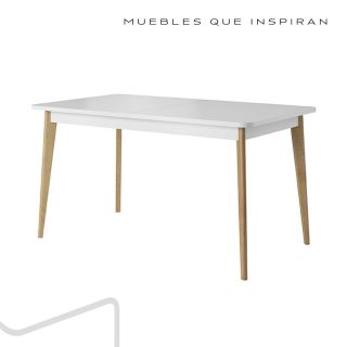 MESA COMEDOR FOREST Mobles Rossi