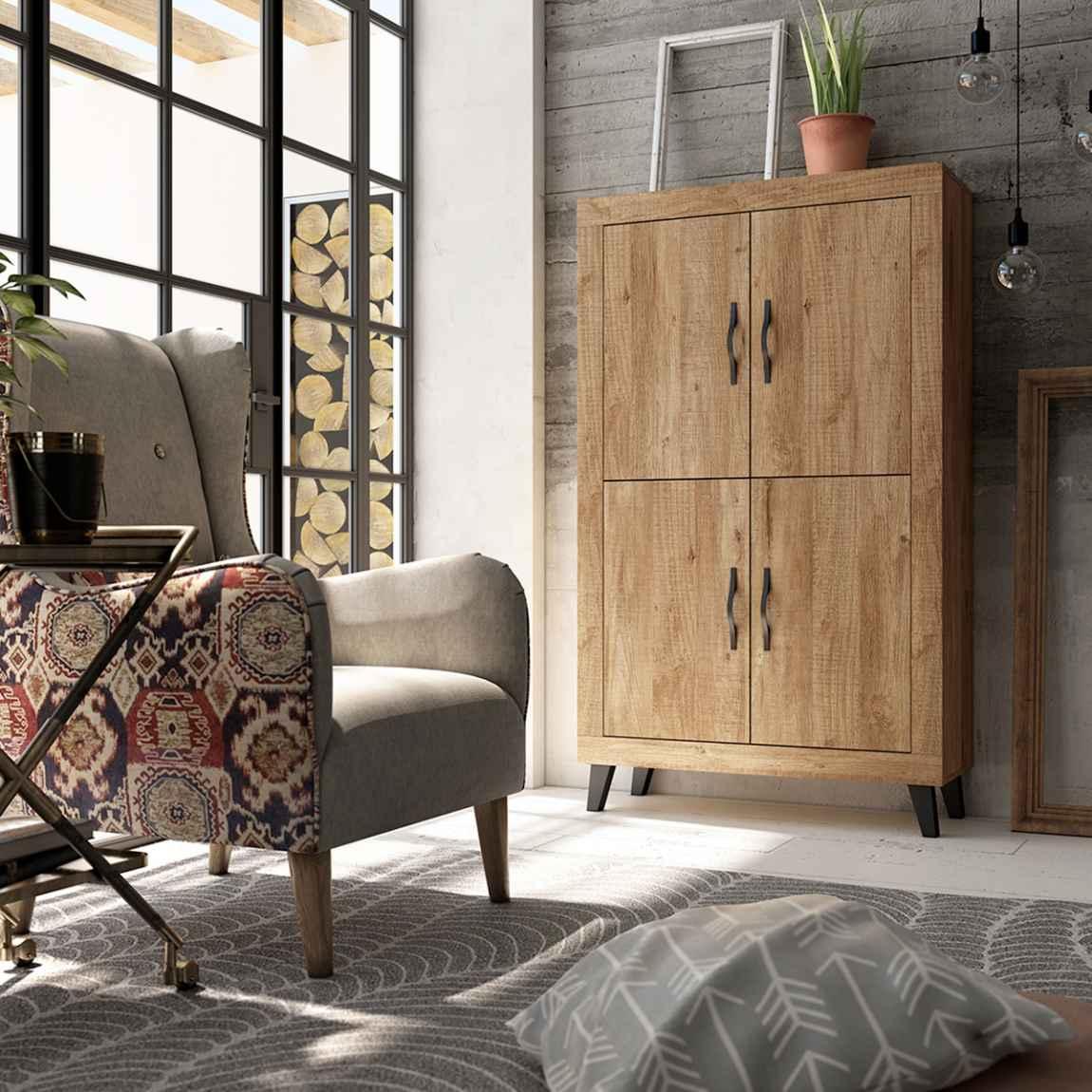 VITRINA Nordic Style Mobles Rossi