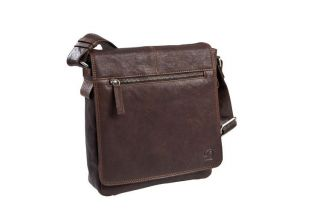Shoulder bag leather Wash - Tablet 10.2