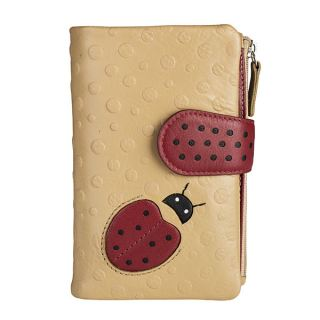 Wallet Lady Bug
