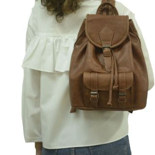 thumb tan women backpack