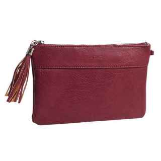 thumb handbag bordeaux