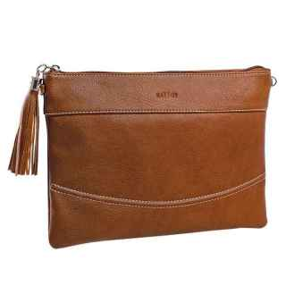 thumb handbag women tan