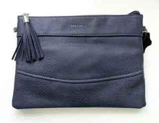 thumb handbag women navy