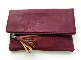 thumb bordeaux handbag