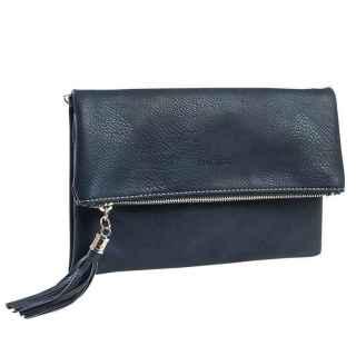 thumb navy handbag