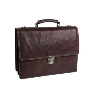Biefcase leather Wash