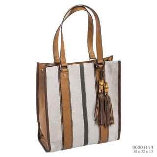 imagen Shopper bag Vaqueta