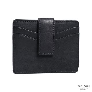 Wallet exotic leather