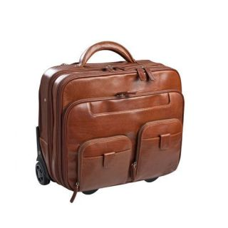 Suitcase Leather Casablanca - Portatil