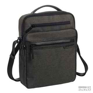 Shoulder Bag Canvas - Tablet 10.2