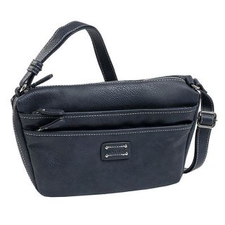 bolso clasico mujer azul