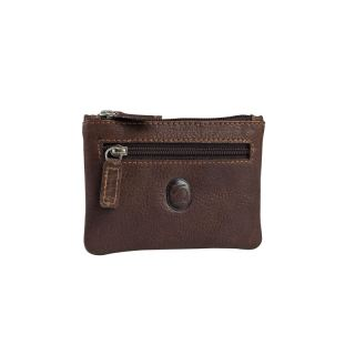 Monedero leather Wash