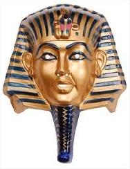 Mascara faraón