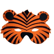 Careta foam tigre