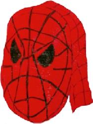 Mascara spiderman