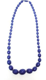 imagen Collar sevillana azul