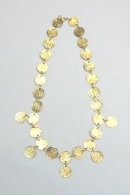 imagen Collar monedas
