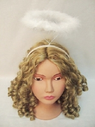Diadema ángel