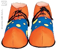 Funda de zapato payaso