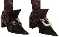 imagen Funda zapato bruja