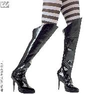 imagen Funda de botas en negro