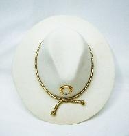 Sombrero vaquero fieltro infantil