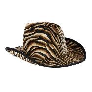 imagen Sombrero vaquero leopardo