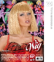 imagen Peluca showgirl rubia