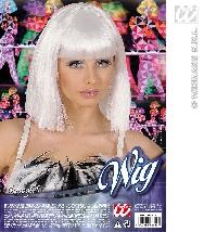 imagen Peluca showgirl blanca
