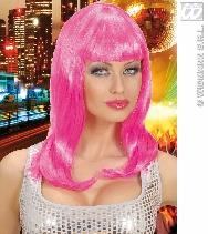 imagen Peluca pink