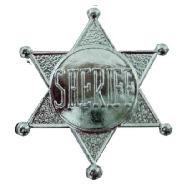 imagen Chapa sheriff pequeña