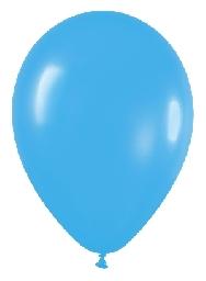Globo solido azul