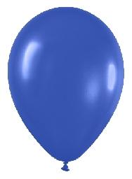 Globo solido azul real