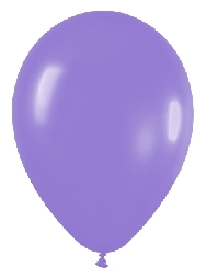 Globo solido lila