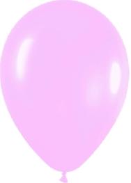 Globo solido rosado