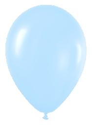 imagen Globo satin azul