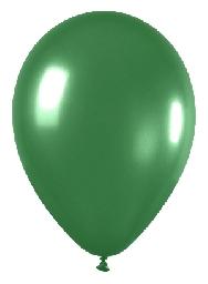 Globo metal verde