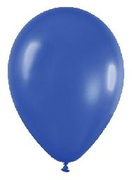 imagen Globo metal azul