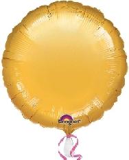 imagen Globo  circulo oro