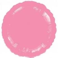 Globo  circulo rosa chicle