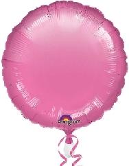 Globo circulo  rosa